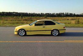 BMW E36 M3 OEM paint color options