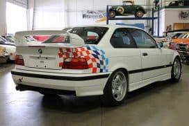 BMW E36 M3 LTW