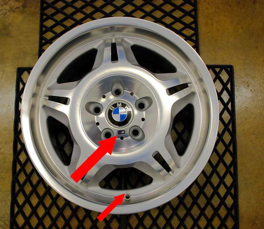 BMW E36 M3 LTW Motorsport wheels