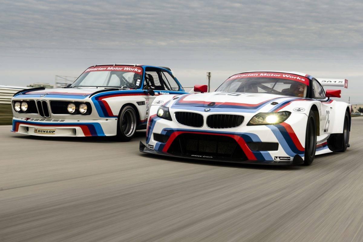 BMW 3.0 Csl >> Origin of BMW Motorsport M Stripe colors - BIMMERtips.com