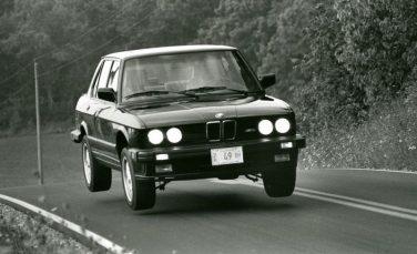 1987 BMW E28 M5