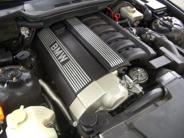 BMW M50TU single vanos engine