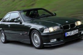 1995 BMW E36 M3 GT
