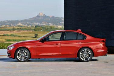 2014 F30 BMW 3 series