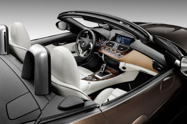 2015 Z4 roadster sparking brown metallic