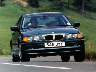 BMW E46 3 series