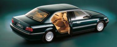BMW E38 L7 limosine