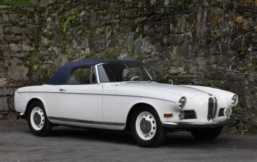 BMW 503 convertible