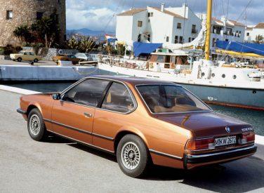 BMW E24 630CS