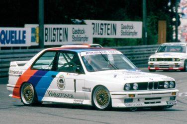 BMW E30 M3 DTM