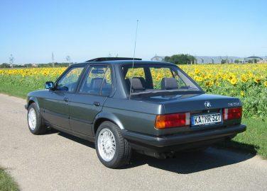 BMW E30 325e