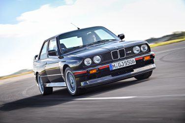 BMW E30 M3 sport evolution