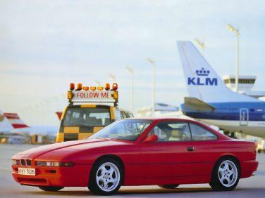 BMW E31 850CSi