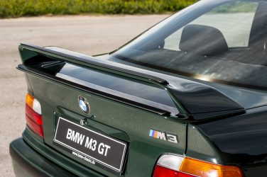 BMW E36 M3 GT British Racing Green