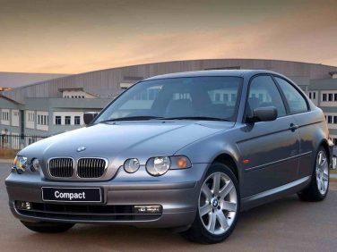 BMW E46/5 compact