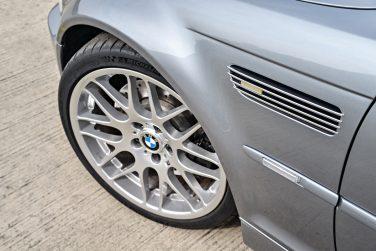 BMW E46 CSL Lightweight wheels