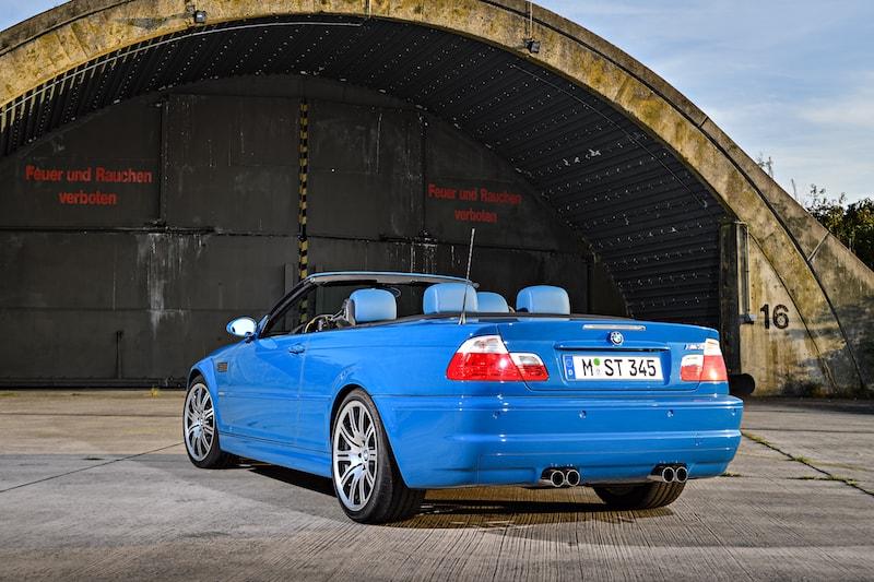 BMW Part Numbers >> BMW E46 M3 OEM paint color options - BIMMERtips.com