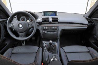 BMW E82 1M interior