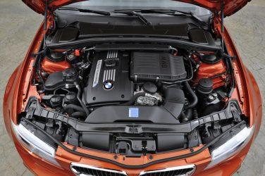 BMW E82 M Coupe engine