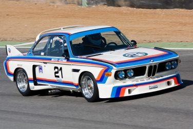 BMW E9 CSL 3.0 batmobile
