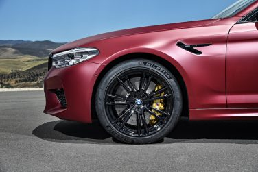 BMW F90 M5 first edition
