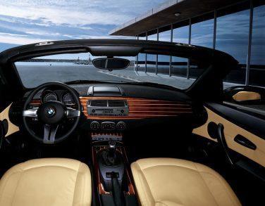 BMW individual mahogany maritime z4