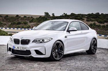 BMW M2 Alpine White