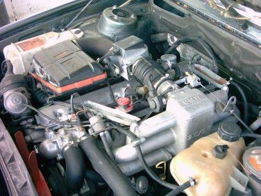 BMW M30 engine