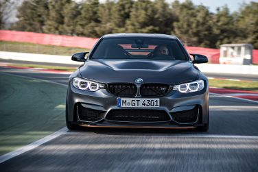 BMW M4 GTS front view