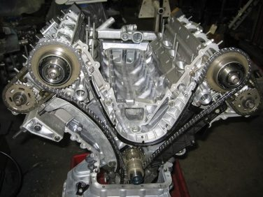 BMW M62 vanos timing chain