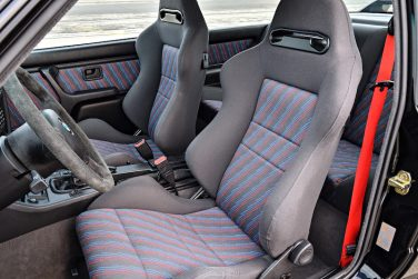 BMW E30 M3 Sport Evolution Recaro Seats