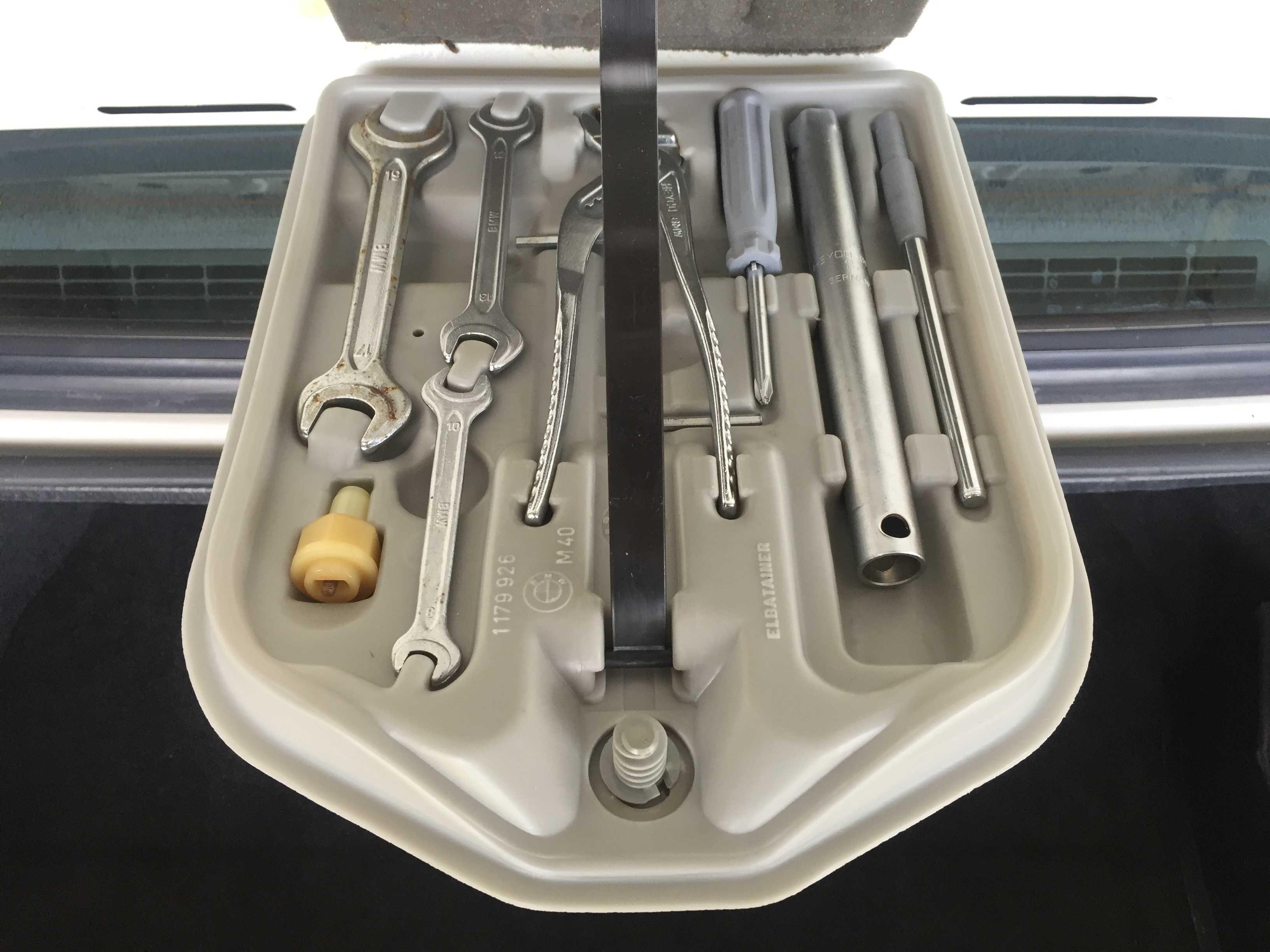 E30 toolkit tool blank