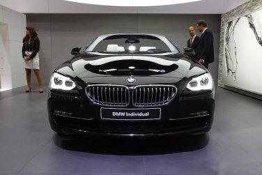 BMW Opal Black Individual