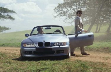 James Bond BMW Z3