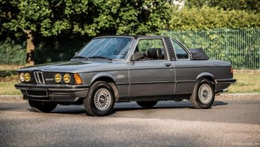 BMW E21 Baur