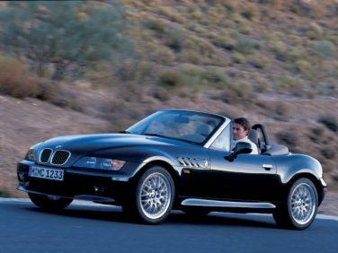 BMW Z3 black
