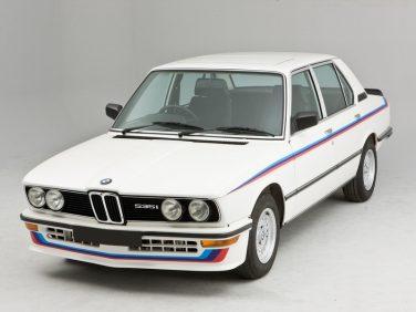 BMW E12 M535i