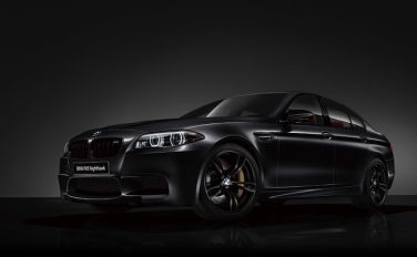 BMW M5 F10 night hawk edition