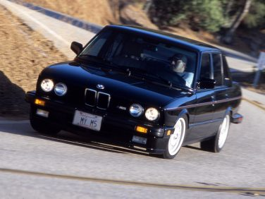 BMW E28 M5 us spec North America