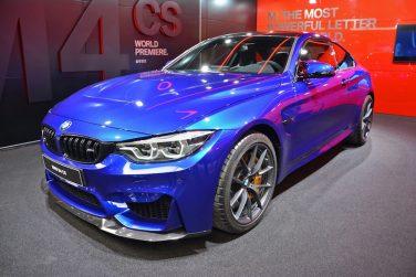 BMW M4 CS debut