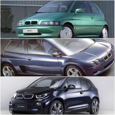 BMW i3, Z13 and E1