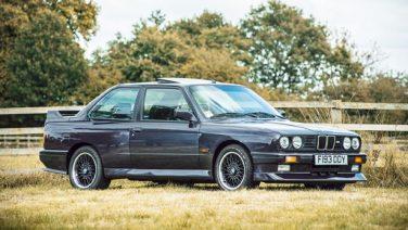 BMW E30 M3 Cecotto Edition