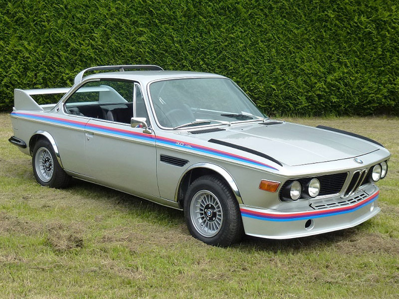 BMW E9 CSL Polaris