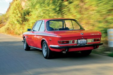 BMW E9 CSL Verona Red