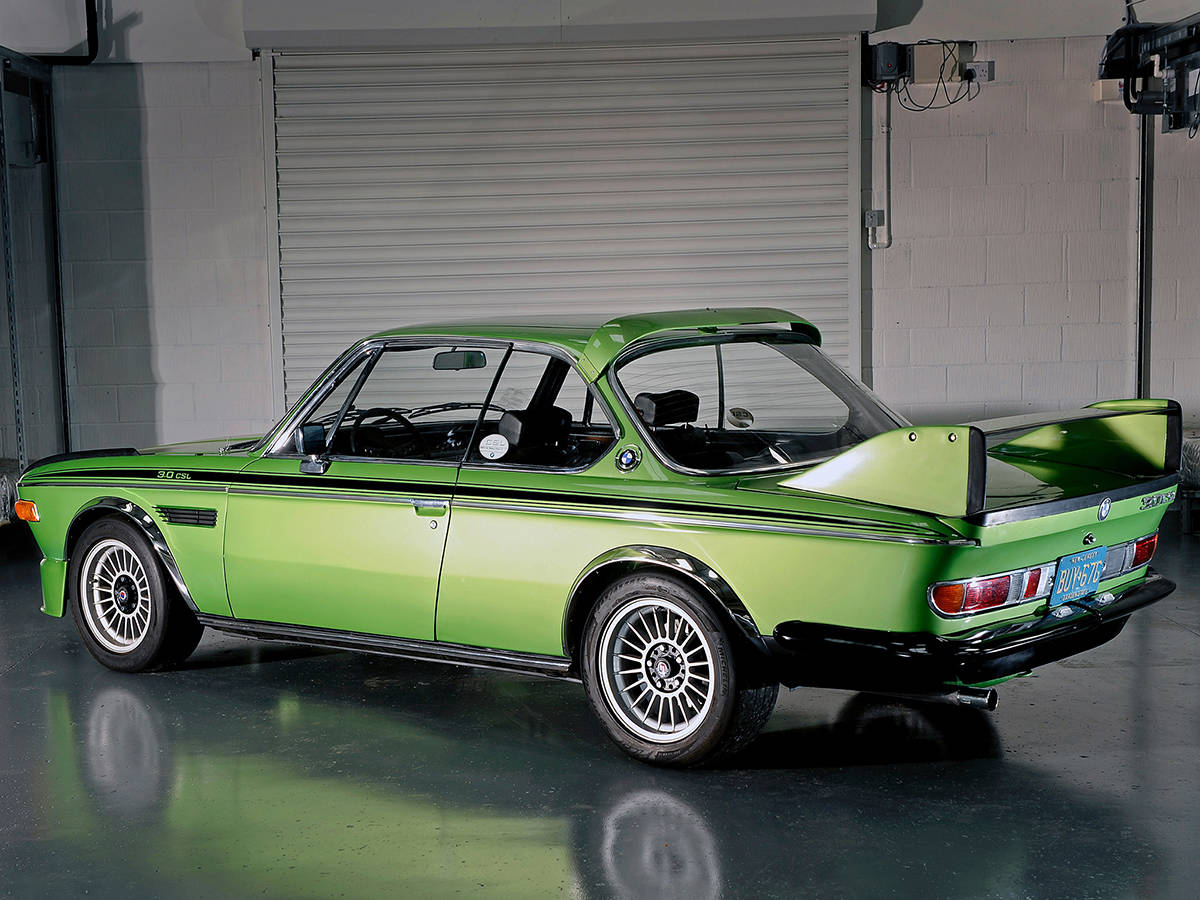 Bmw E9 3 0 Csl Oem Paint Color Options Bimmertips Com