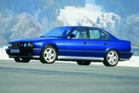 BMW E34 M5 OEM paint color options