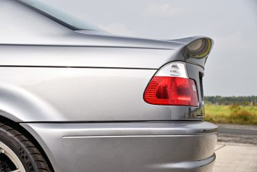 BMW E46 M3 CSL Trunk