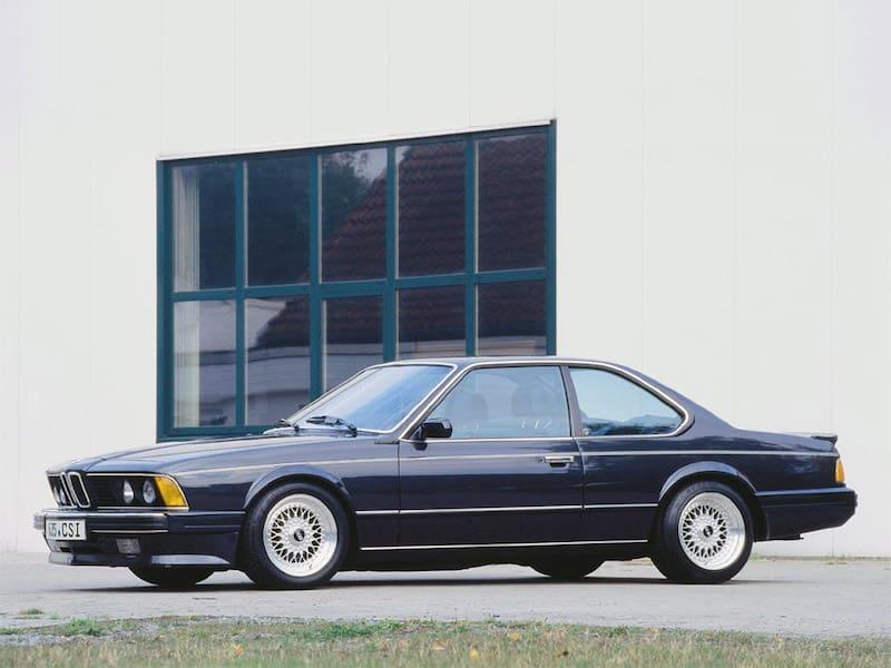 BMW E25 M6 M635CSi