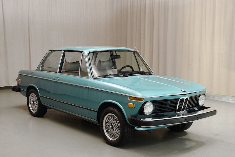 BMW 2002 Turkis Metallic