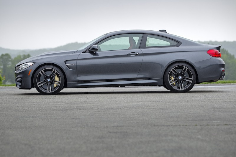 BMW F82 M4 Mineral Gray Metallic